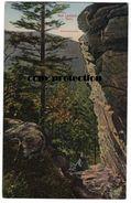 Bad Landeck In Schlesien, Höllenschlucht, Alte Postkarte 1926 - Polen