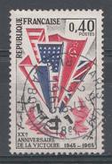 FRANCE 1965  Mi.nr: 1509 Jahrestag Des Sieges  Oblitérés-Used-Gestempeld - France