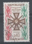 FRANCE 1965  Mi.nr: 1511  50.Jahre Kriegskreuz  Oblitérés-Used-Gestempeld - France