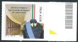 Italia, Italy, Italien, Italie 2017; Giubba Da Ufficiale Della Regia Guardia Di Finanza, Al Museo. Bordo Destro. New. - Militaria