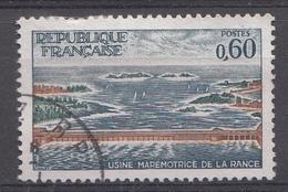 FRANCE 1966  Mi.nr: 1566 Inbetriebnahme Des....  Oblitérés-Used-Gestempeld - France