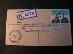 Malaysia 1984 Perak Cv. - Malaysia (1964-...)