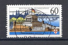 Bund MiNr 1583 X Gestempelt (15938) - Gebraucht