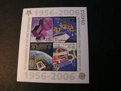 Kroatien , Europ 2006  Bl. 7  €  20,00  Weit Untrer Postpreis - Kroatien