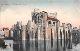 GAND - Château Des Comtes - Gent