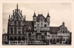 MALINES - Hôtel De Ville, Les Halles Et Le Musée - Mechelen