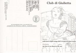 Milo Manara Per Il Club Di Giulietta - - Malerei & Gemälde