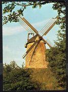 Moulin - MILL - MÜHLE - Enger (DE) - Circulé Sous Enveloppe - Circulated Under Cover - Gelaufen Unter Umschlag. - Moulins à Vent