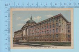 Trois-Rivieres Quebec Canada -Le Seminaire St-Joseph - Post Card Carte Postale - Trois-Rivières