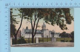 Trois-Rivieres Quebec Canada  - Musee Et Monastère Couvent Des Ursulines - Post Card Carte Postale - Trois-Rivières