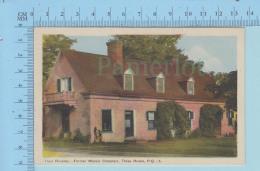 Trois-Rivieres Quebec Canada  - Former Manoir Chatelain - Post Card Carte Postale - Trois-Rivières