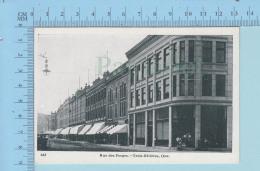Trois-Rivieres Quebec Canada  -Rue Des Forges - Post Card Carte Postale - Trois-Rivières
