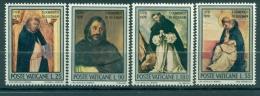 Vatican 1971 - Mi. N. 586/589 - Saint Dominique De Guzmàn - Nuovi