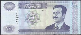 Iraq:- 100 Dinars/P.87 (2002/1422):- UNC - Iraq