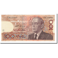 Maroc, 100 Dirhams, 1987, KM:65c, NEUF - Maroc