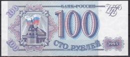 Russia:- 100 Rubles/P.254 (1993):- UNC - Russia
