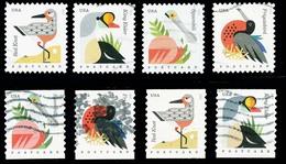 Etats-Unis / United States (Scott No.4994a - Oiseaux Côtier / Costal Birds) (o) TB / VF - Verenigde Staten