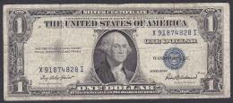 U.S.A/Silver Certificate: - 1 Dollar/P.416D2f (1935F):- F - Silver Certificates (1928-1957)