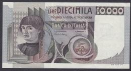 Italy:- 10,000 Lire/P.106b (Ciampi/Stevani/03.11.1982):- EF - [ 2] 1946-… : Repubblica