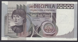 Italy:- 10,000 Lire/P.106b (Ciampi/Stevani/03.11.1982):- EF - [ 2] 1946-… : República