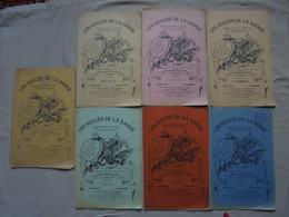 Petit Lot De 7 Partitions Les Succès De La Danse Pour Orchestre 5e Répertoire - Musique & Instruments