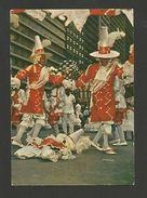 BRASIL BRAZIL CARNIVAL CARNAVAL ESCOLAS DE SAMBA 1960years RIO DE JANEIRO Z1 - Postcards