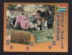 SOUTH AFRICA SUID AFRIKA JOHANNESBURG GAUTENG GOLD REEF CITY LION KRUGER PARK Z1 - Postcards