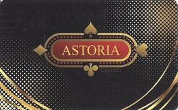Astoria Casino Mexico - Slot Card With MyCard/Proinsumos/6540 Over Mag Stripe - Casino Cards