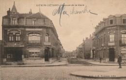 G136 - 62 - HÉNIN-LIÉTARD - Pas-de-Calais - Avenue De La Gare - Other Municipalities