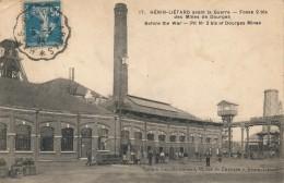 G136 - 62 - HÉNIN-LIÉTARD - Pas-de-Calais - Avant La Guerre - Fosse 2 Bis Des Mines De Dourges - Other Municipalities