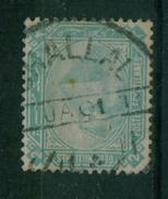 EGYPT / 1888 / SG : 59 / USED ABROAD ; SHALLAL , SUDAN ? - Egypt
