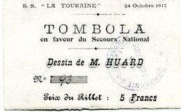 JEUX(TOMBOLA) - Cartes Postales
