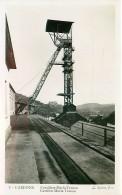 Espagne . N° 41579 . Cardona.usine Espanola De Explosivos S.a. Mine .carriere.  Castillete Maria Teresn - Barcelona