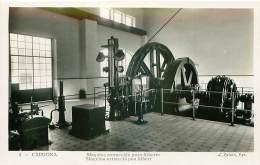 Espagne . N° 41580 . Cardona.usine Espanola De Explosivos S.a. Mine .carriere.  Maquina Extraccion Pozo Alberto - Barcelona