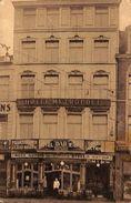 Liège - Hôtel Métropole - Rue Des Guillemins (animée, 1935) - Liege