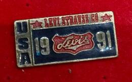 JEANS LEVI'S STRAUSS  USA - Trademarks