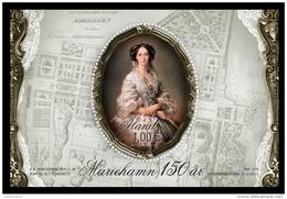Aland 2011 Mih. 339I (Bl.11I) Mariehamn. Paintings. Russian Empress Maria Alexandrovna (joint Issue Aland-Russia) MNH ** - Aland