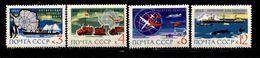 Russia 1963  Mi  2801-2804  MNH ** Antarctica World - 1923-1991 USSR