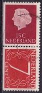 1964 Combinatie 15 + 7 Ct Links Ongetand Uit PB 1 NVPH C 7 Versneden - Carnets Et Roulettes