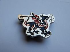 Belle Broche ( No Pin's ) , Dragon, Escogriffe - Pins