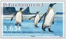TAAF 2017 Manchot Empereur - Aptenodytes Forsteri MNH - Terres Australes Et Antarctiques Françaises (TAAF)