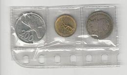 Lot Of 3 Coins - Monete & Banconote