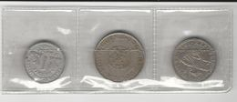 Lot Of 3 Coins - Munten & Bankbiljetten