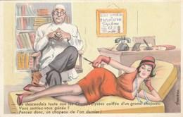 Louis Carriere - Ecole Superieure De Psychiatrie - Carrière, Louis