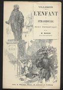 L'Enfant De Strasbourg - Récit  Patriotique (sans Partition) Bien Lire Descriptif - Partitions Musicales Anciennes