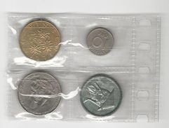 Lot Of 3 Coins And 1 Medal - Kilowaar - Munten