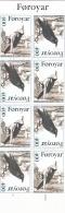 Faroe Islands   Birds Booklet MNH/**  (H28) - Birds