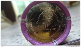 2 Euro Commémorative Belgique 2012 Reine Elisabeth - Belgique