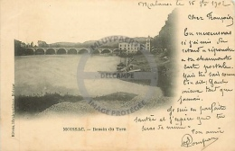 /! 2072 - CPA/CPSM - 82 : Moissac : Bassin Du Tarn - Moissac