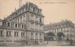17 / 11 / 348  -    CAEN  ( 14 )  - LA  GENDARMERIE - Caen